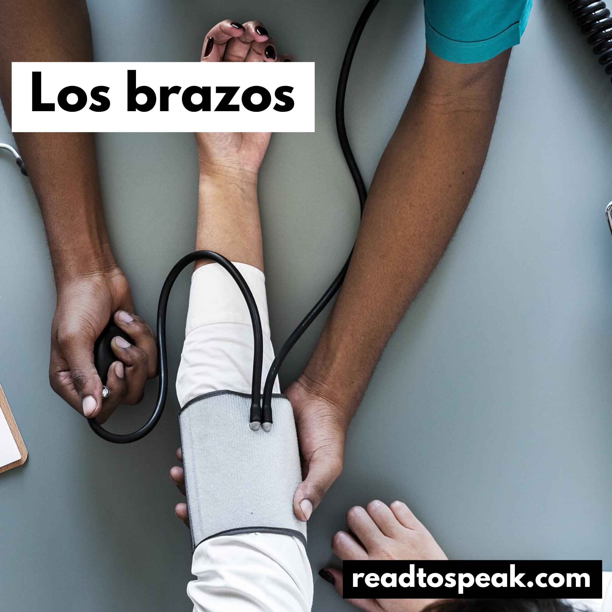 Read to Speak Spanish - los brazos.PNG