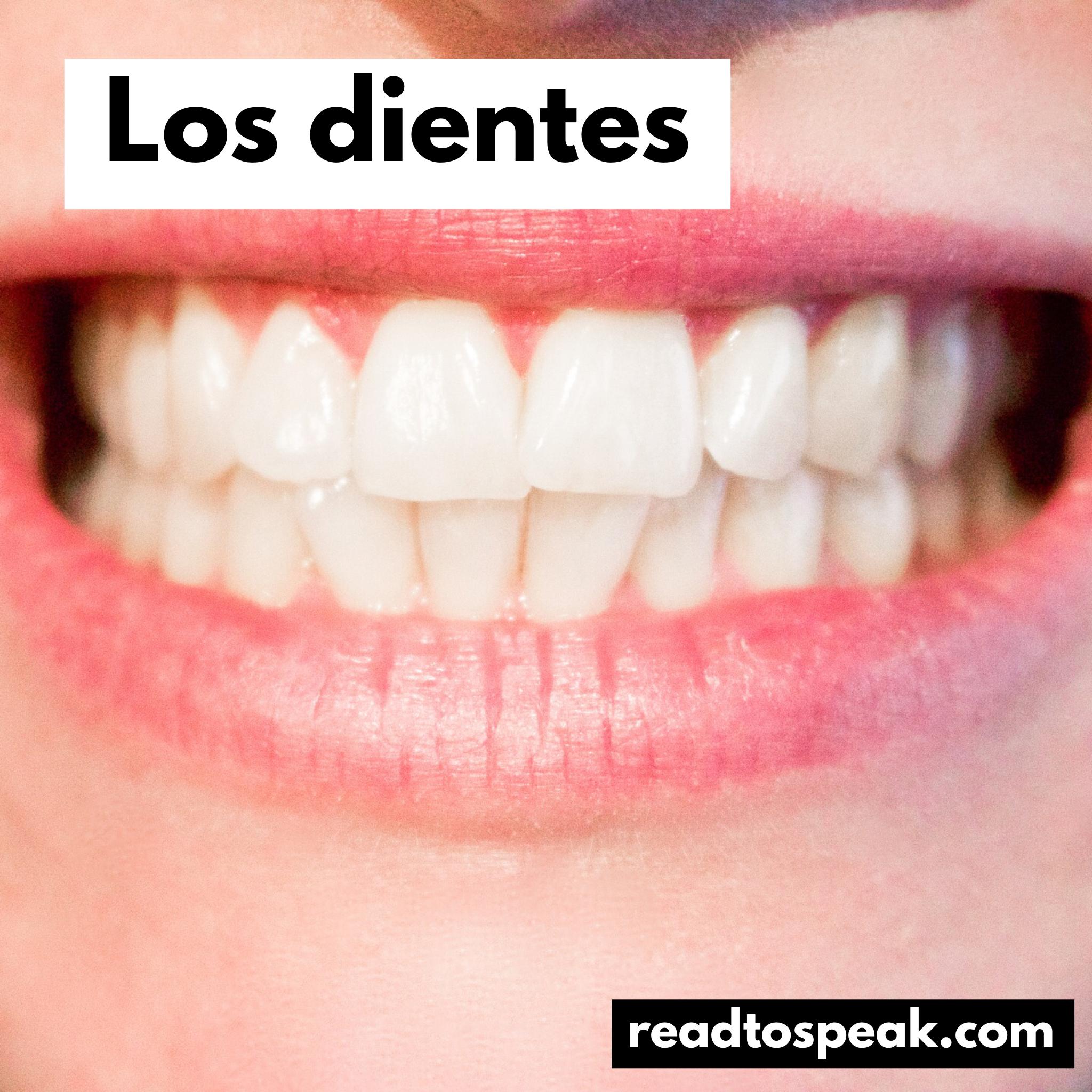 Read to Speak Spanish - los dientes.PNG