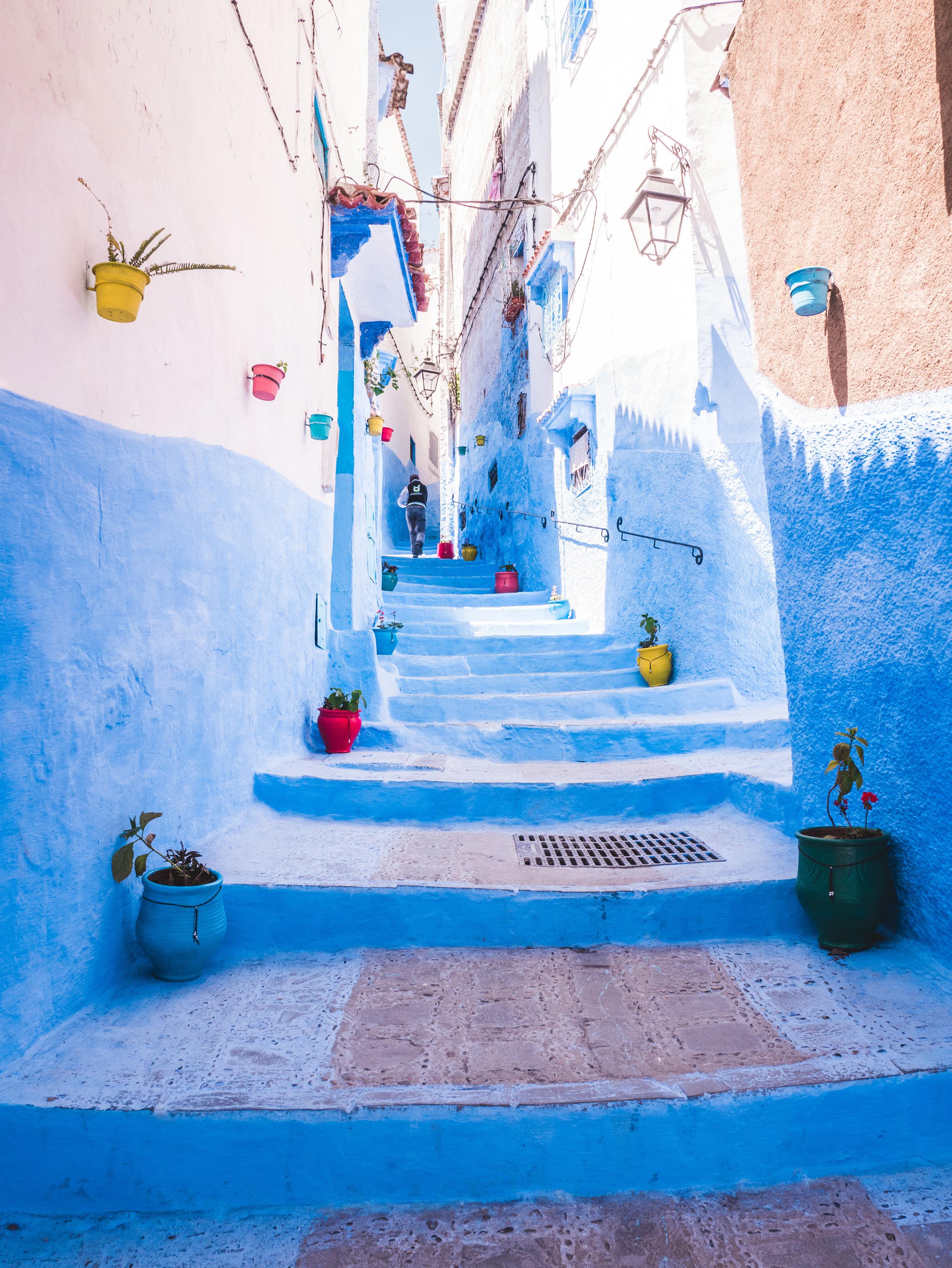 Problemas en Marruecos.
