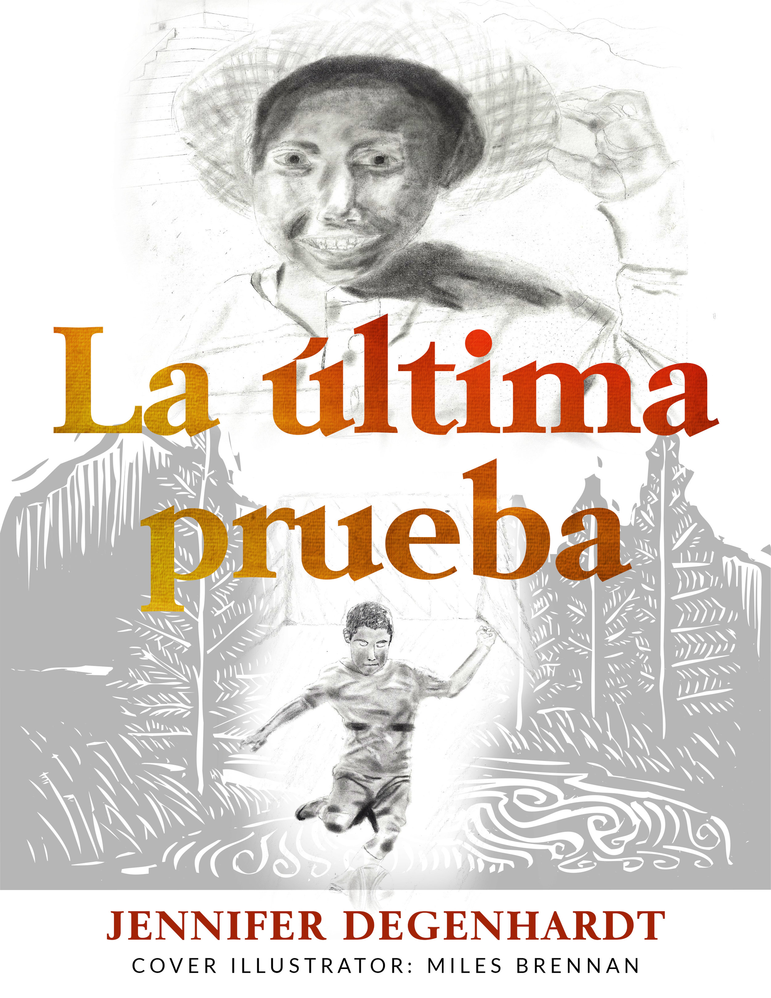 La última prueba is available on  Amazon .
