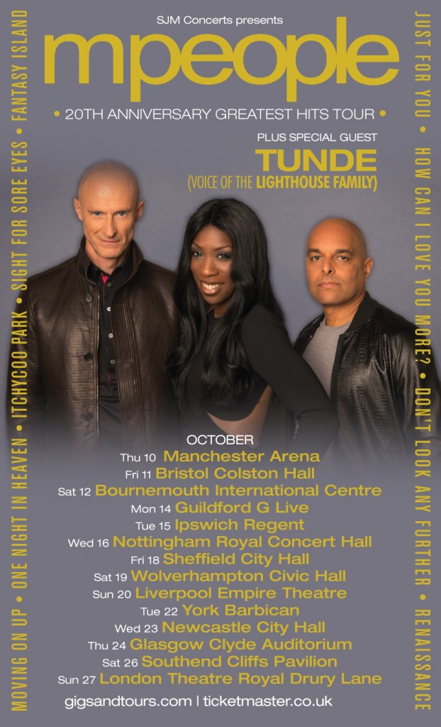 2013 | 20th anniversary greatest hits tour<a href=/m-people-20th-anniversary-greatest-hits-tour-2013/>| view</a><strong>UK & Ireland</strong>