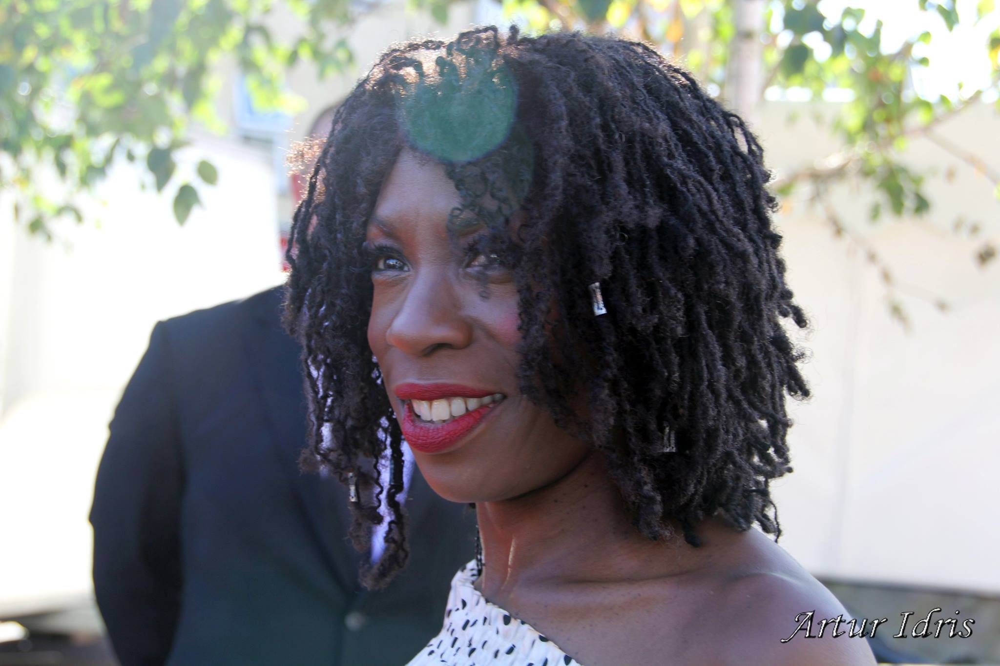 Heather Small | Backstage