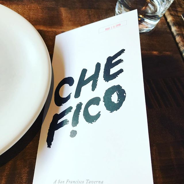 Really enjoyed the atmosphere + vibe of @chefico. It's clear a lot of thought + ❤️ went into designing this bustling space. #friendlyfig #chefico #livescallops