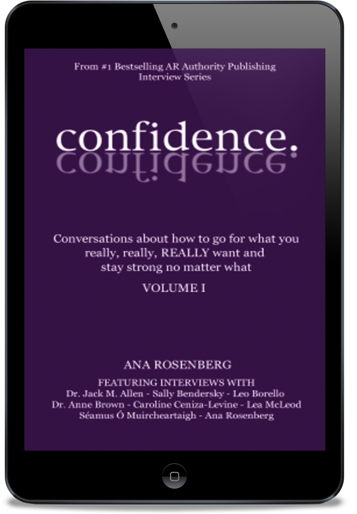 Confidence - Volume I - Kindle.png