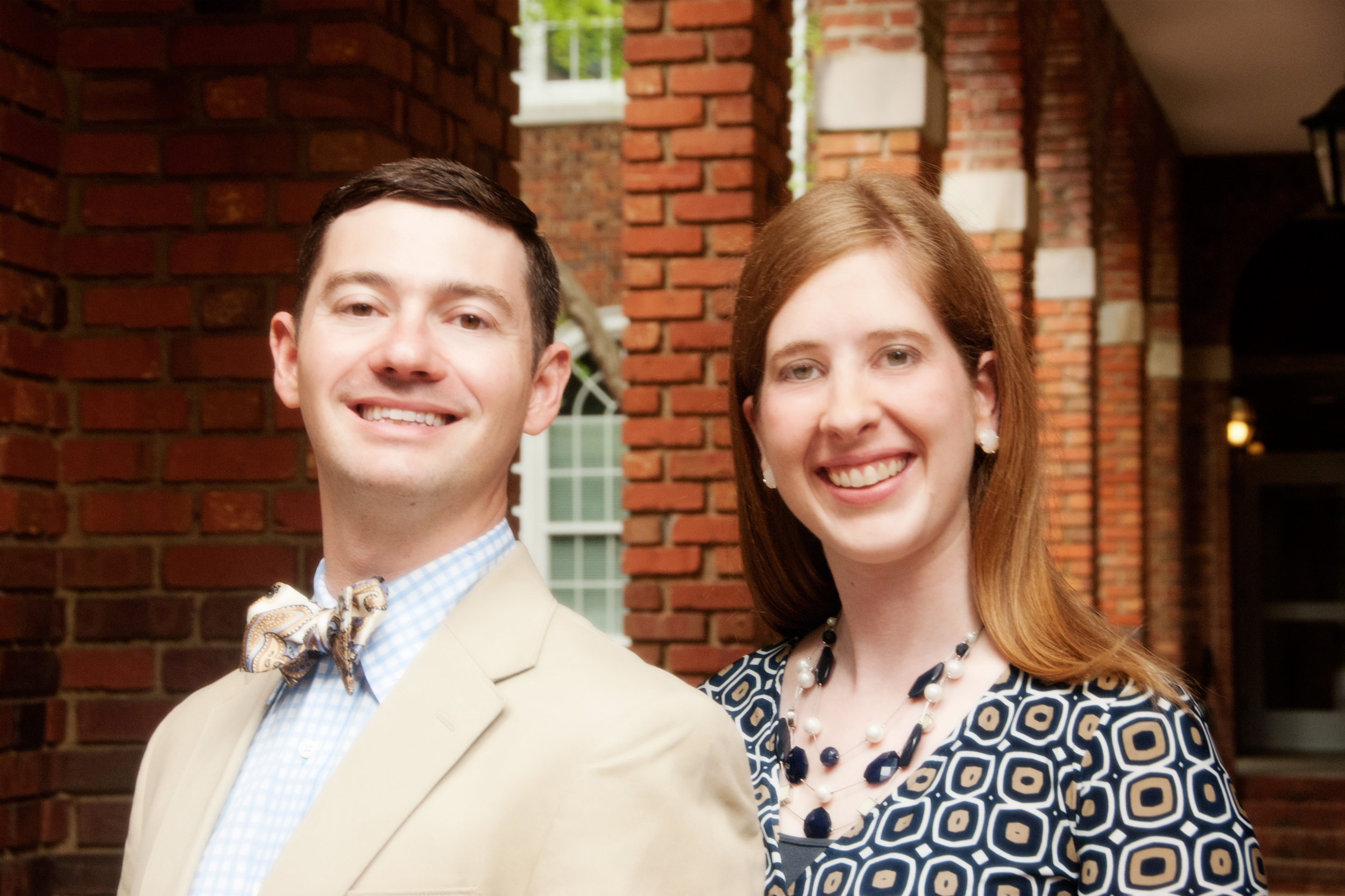 Duo Eichene: DeMar Neal, baritone, and Katherine Thomas, piano