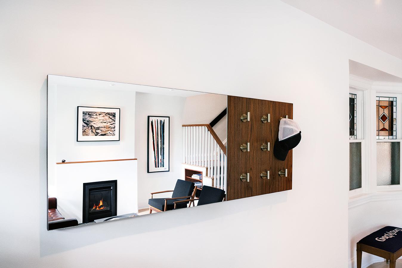 Wall Hung Mirror