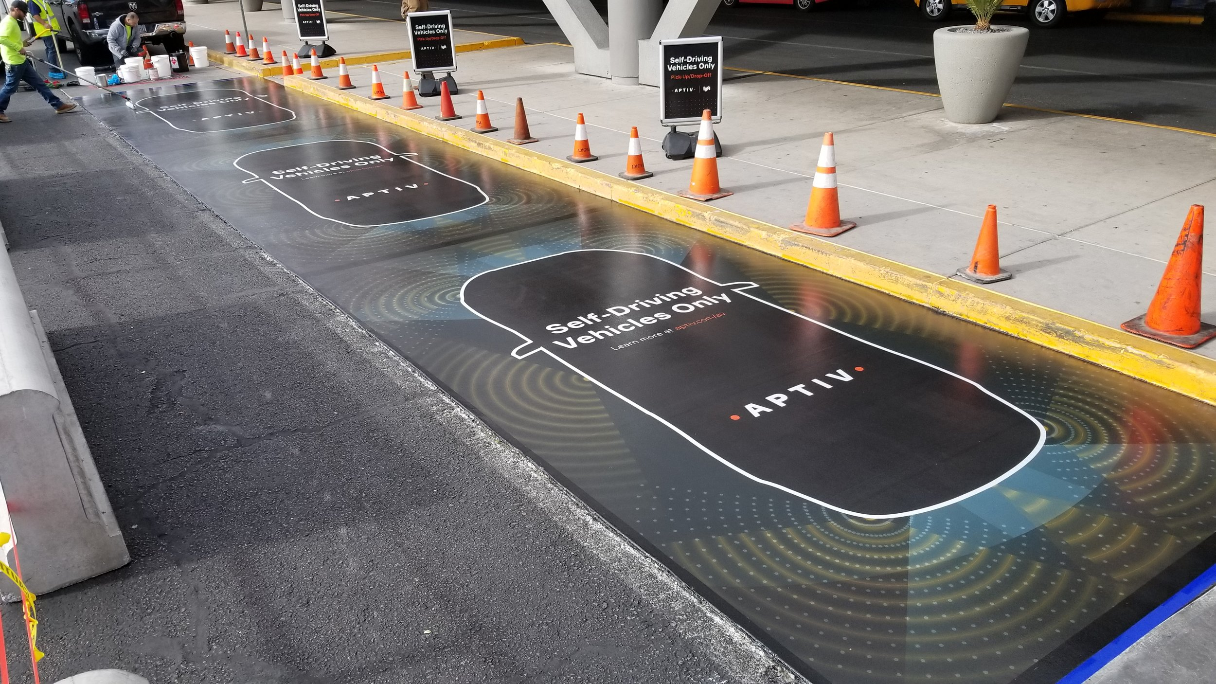 Las Vegas Parking Space 80-20 perf Install Pic.jpg