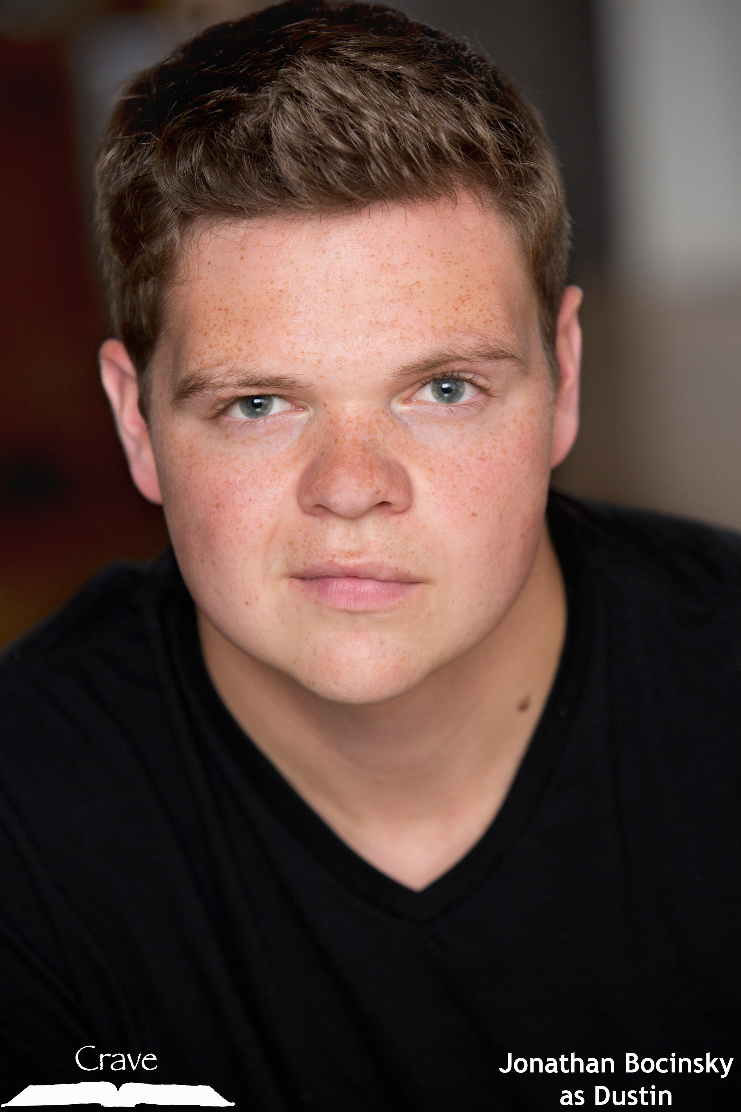 Jonathan Bocinsky - Dustin