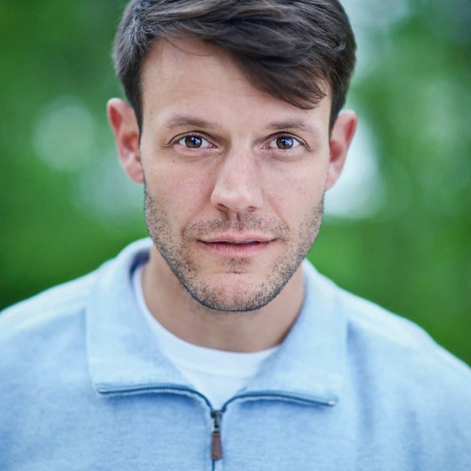 Zachary Meiser - Alan Dawson