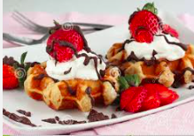 Fully Loaded Waffles