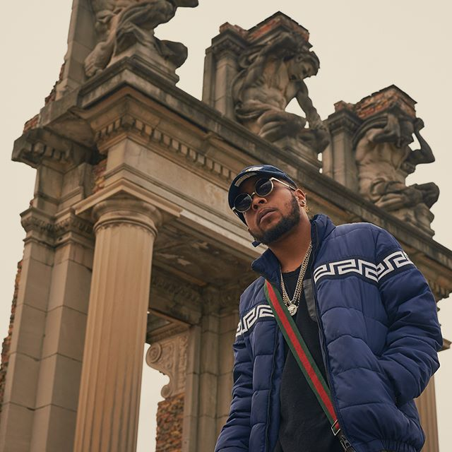 """""""12:15 in The Ruins"""" featuring @its12fifteen  #photoshoot #fashion #romanruins #dope #hiphop #flyamerica #vintageframes #gucci"""