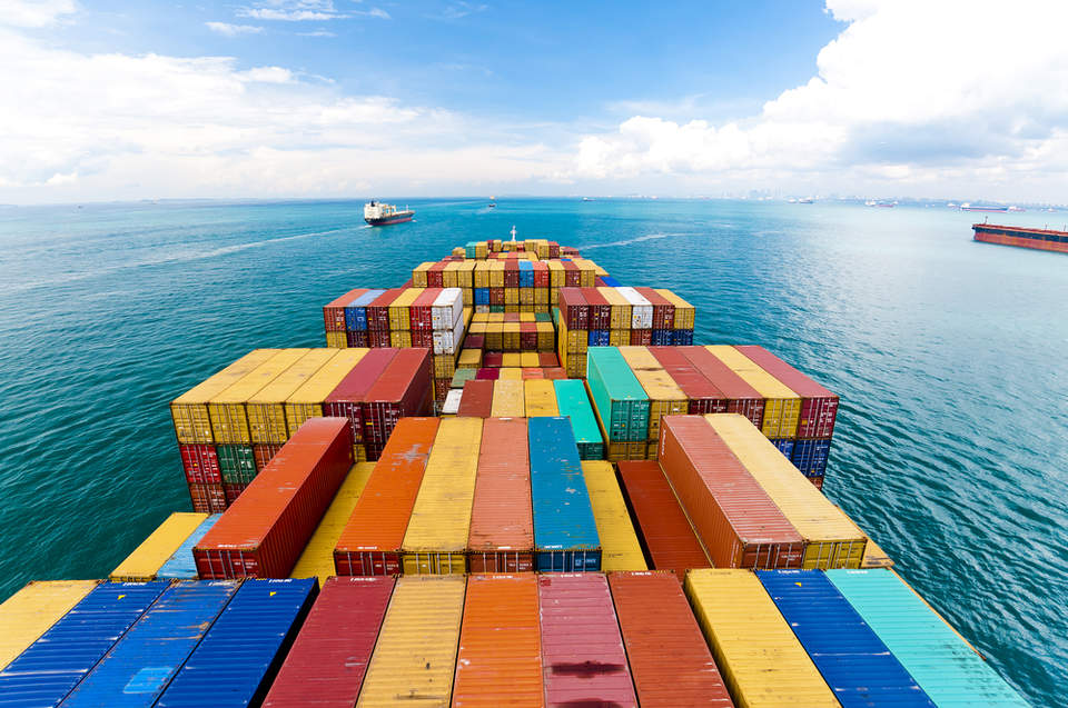 Consider the container load, Warehousing and direct to Consumer Shipping.