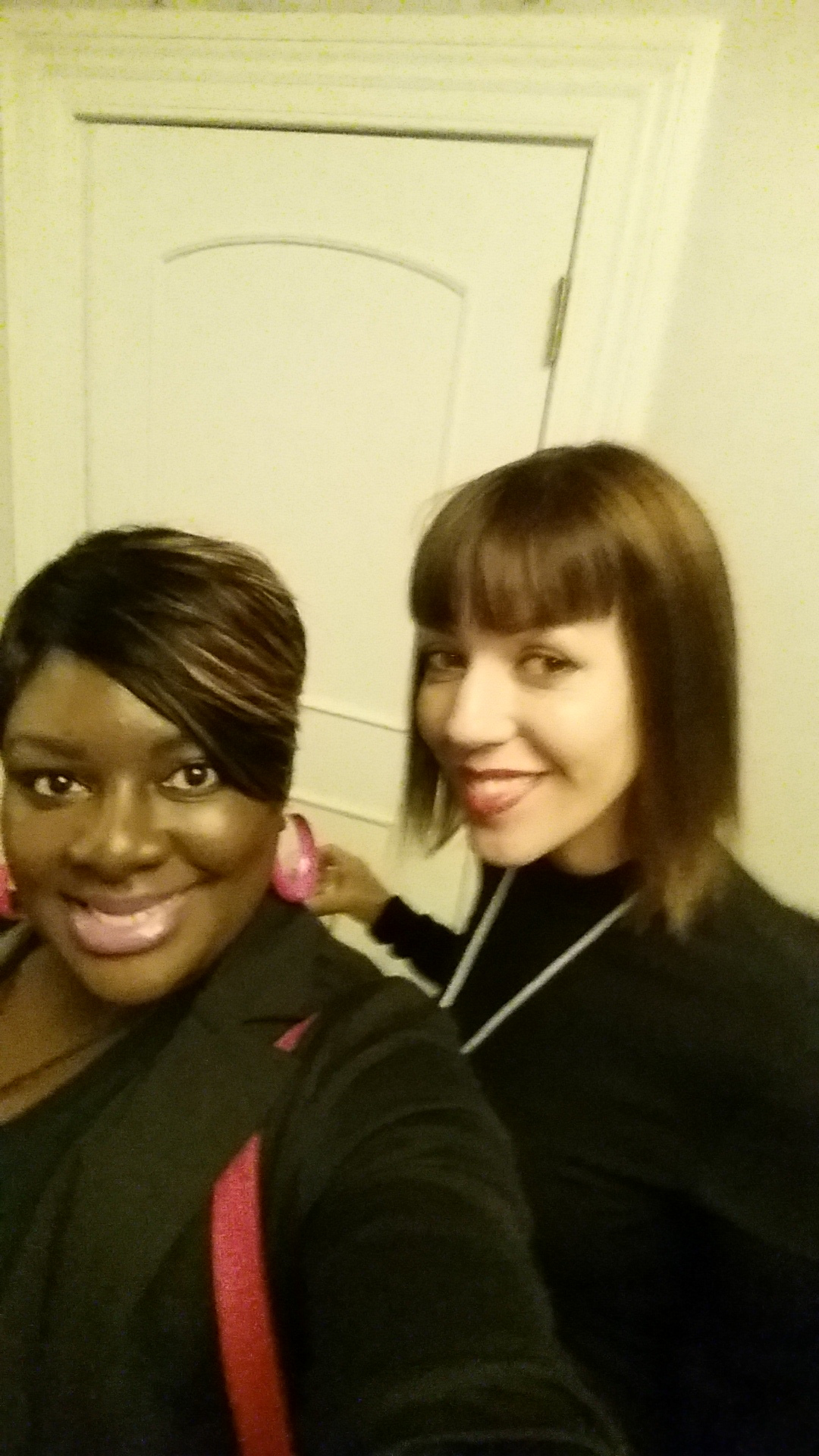 Me with Chantee Willis