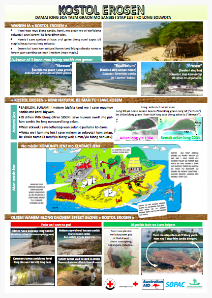 coastalerosion - bislama