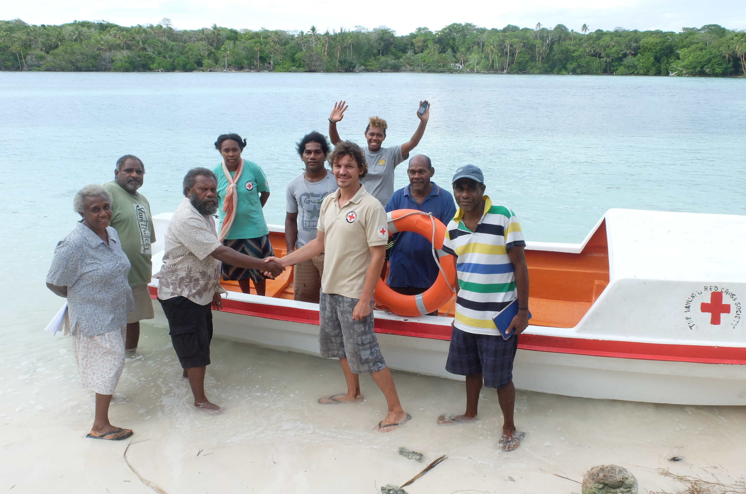 Normal   0           false   false   false     EN-AU   X-NONE   X-NONE                                                                                                                                                                                                                                                                                                                                                                             Boat Donation to Loh Health Centre (Torres Islands, Torba Province) with representatives of the Health Center and of the Red Cross
