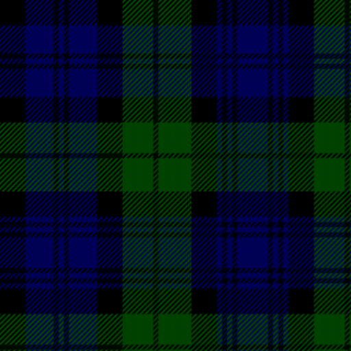"The ""Black Watch"" tartan was the first to be reintroduced with the 1782 repeal of the Act of Proscription of Highland Garb"