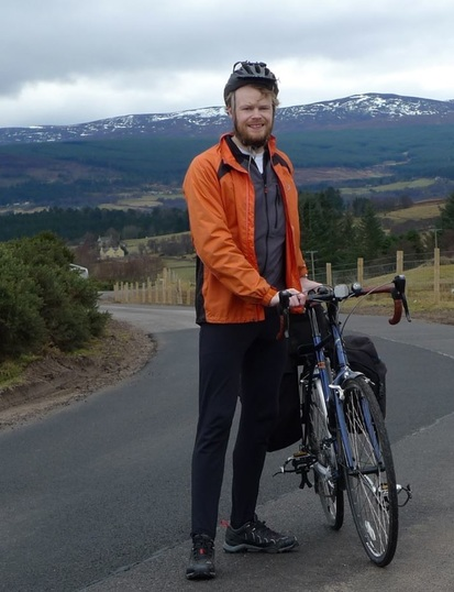 Colin Baird, The Cycling Scot
