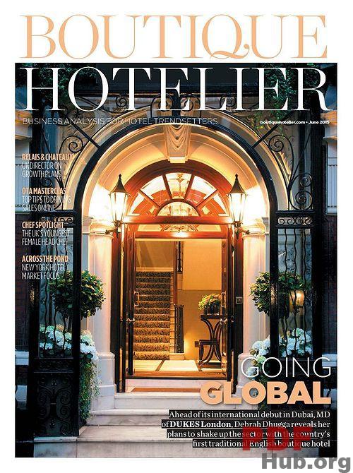 HOTELIER MAGAZINE    Media Kit +  Editorial Calendar