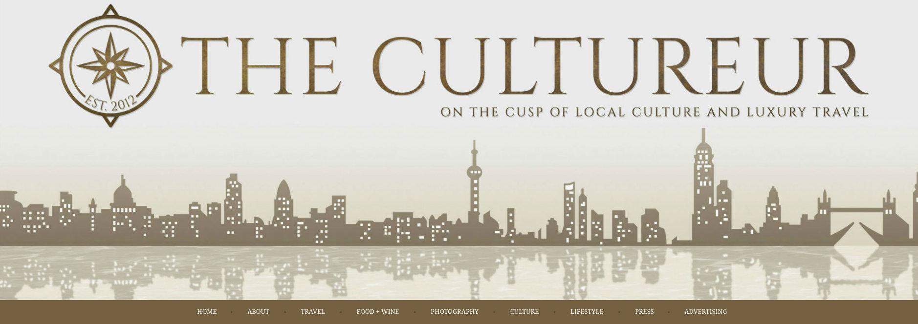 The Cultureur     www.thecutureur.com