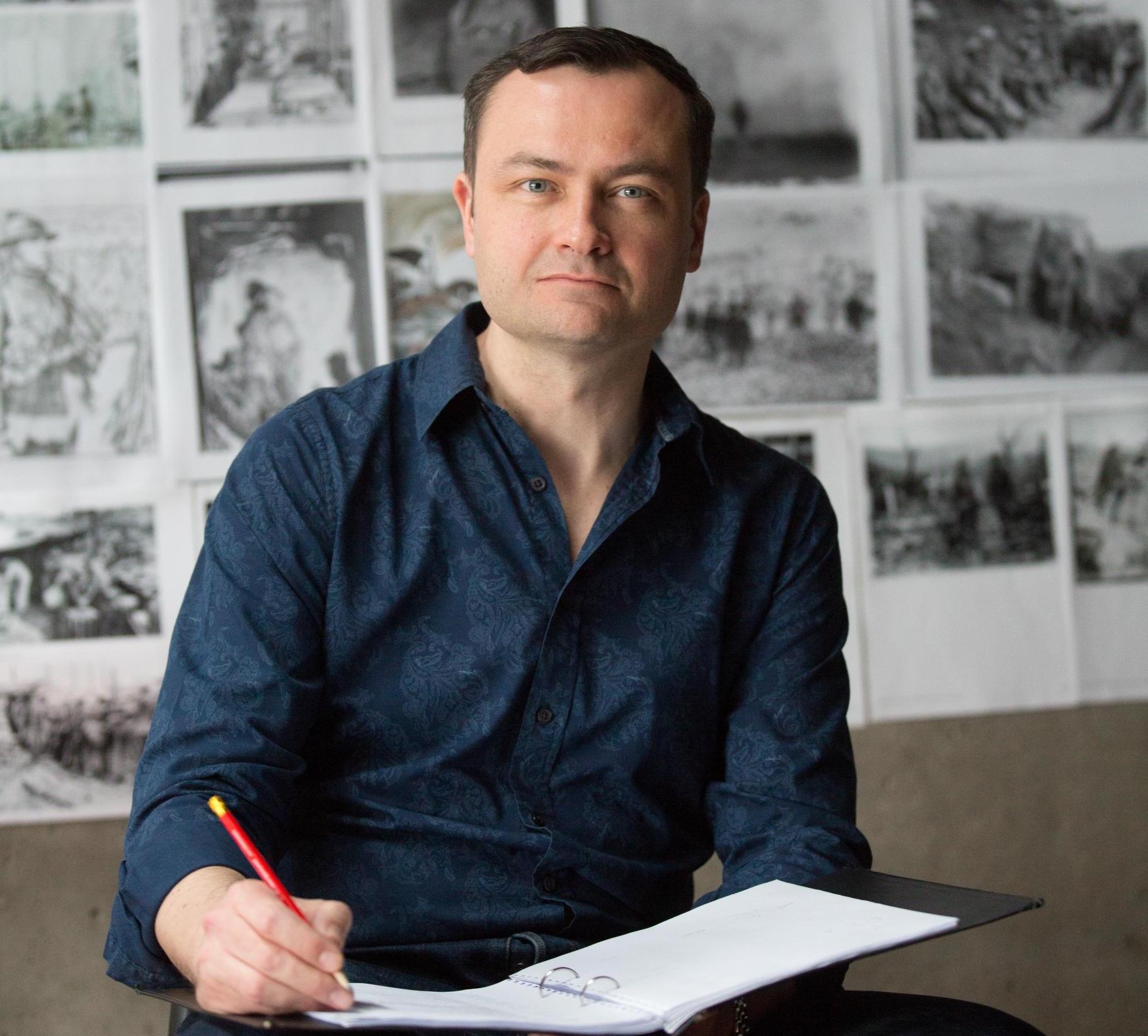 Philip Wilson Director (Photograph © Brian Morrison)