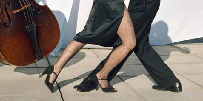 Tango Lessons at the embassy of Argentina — DC Embassy Events