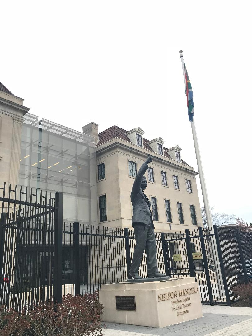 Embassy of South Africa.