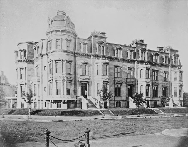 The Former Russian Legation, 1880s.