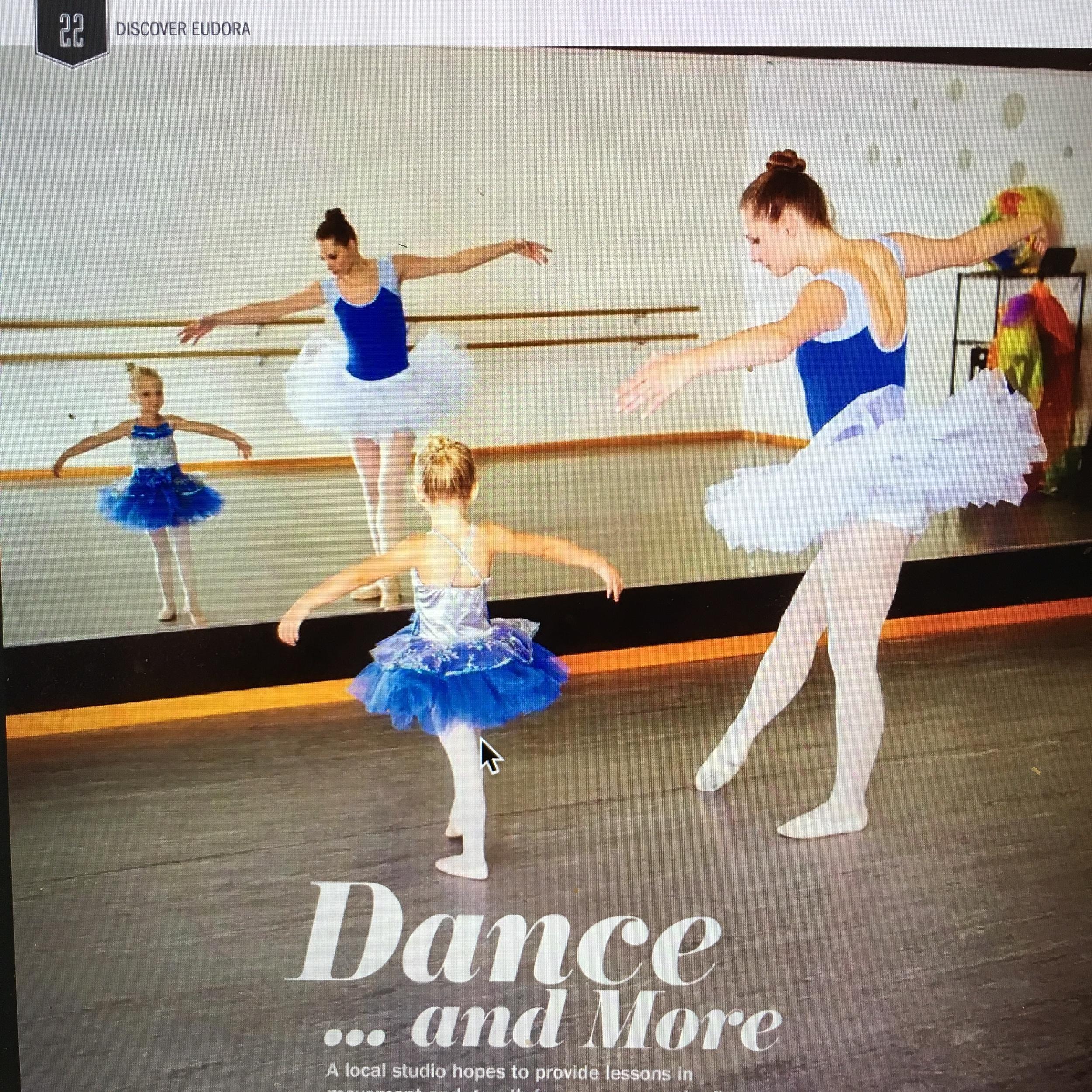 Discover Eudora Magazine