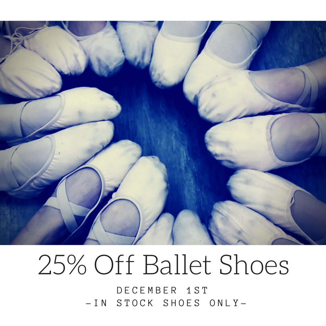 25% Off Ballet Shoes.png