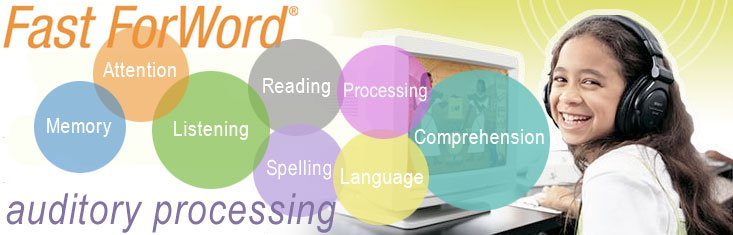 Fast forword online brain training tool