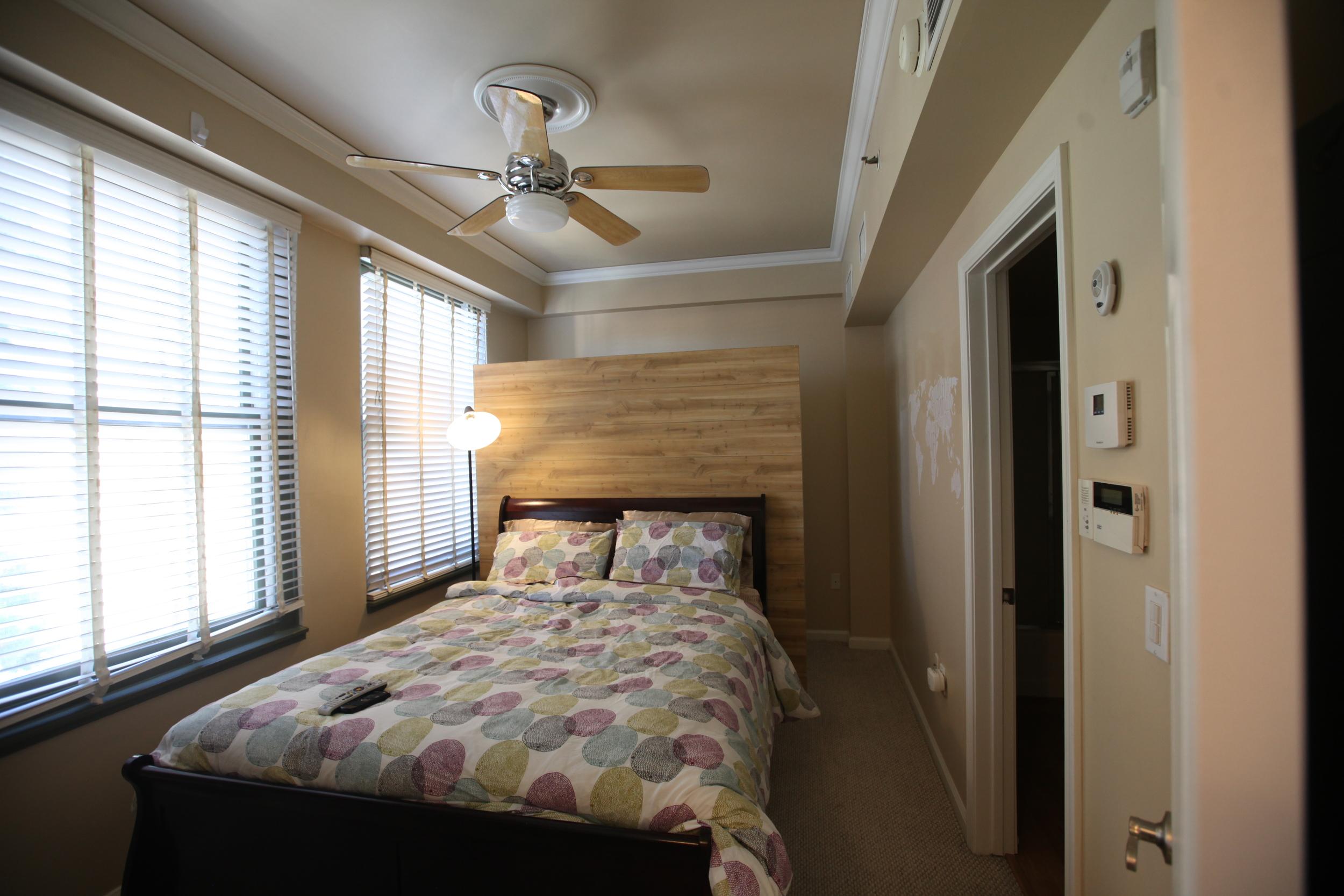 Unit 320 Bedroom