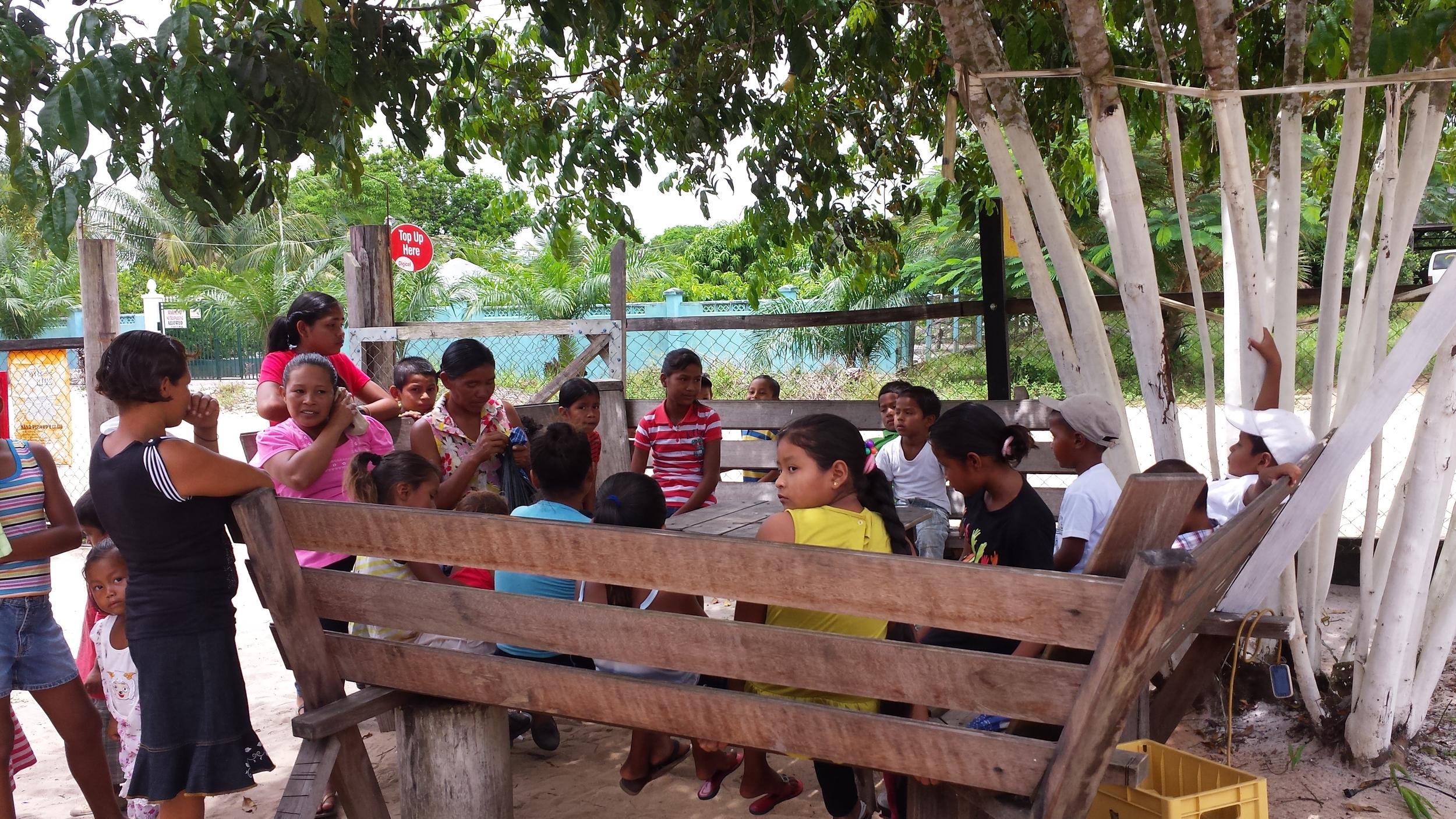 MISSION GUYANA - 2016