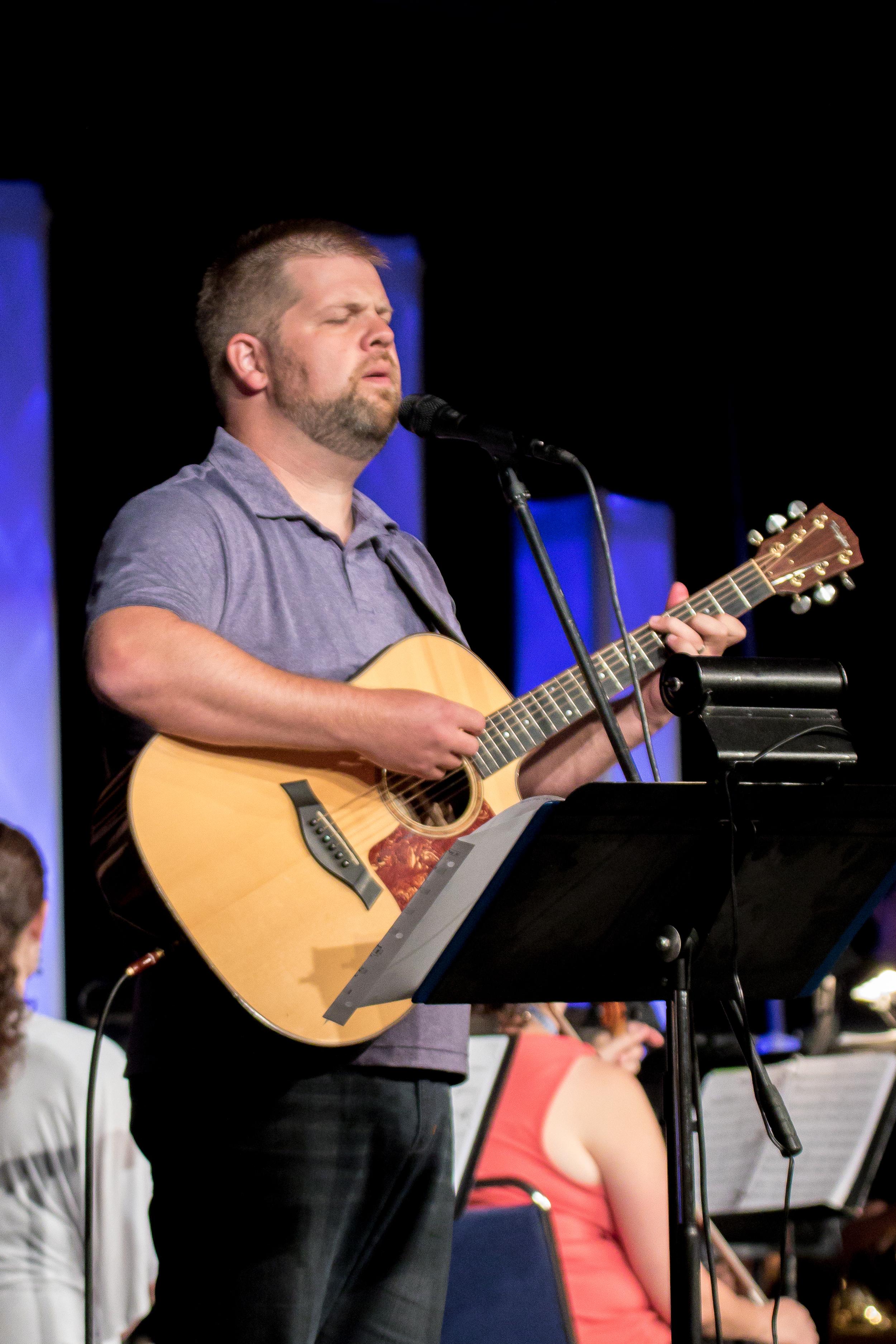Joel Neufeld - 1st Baptist/Elk Grove