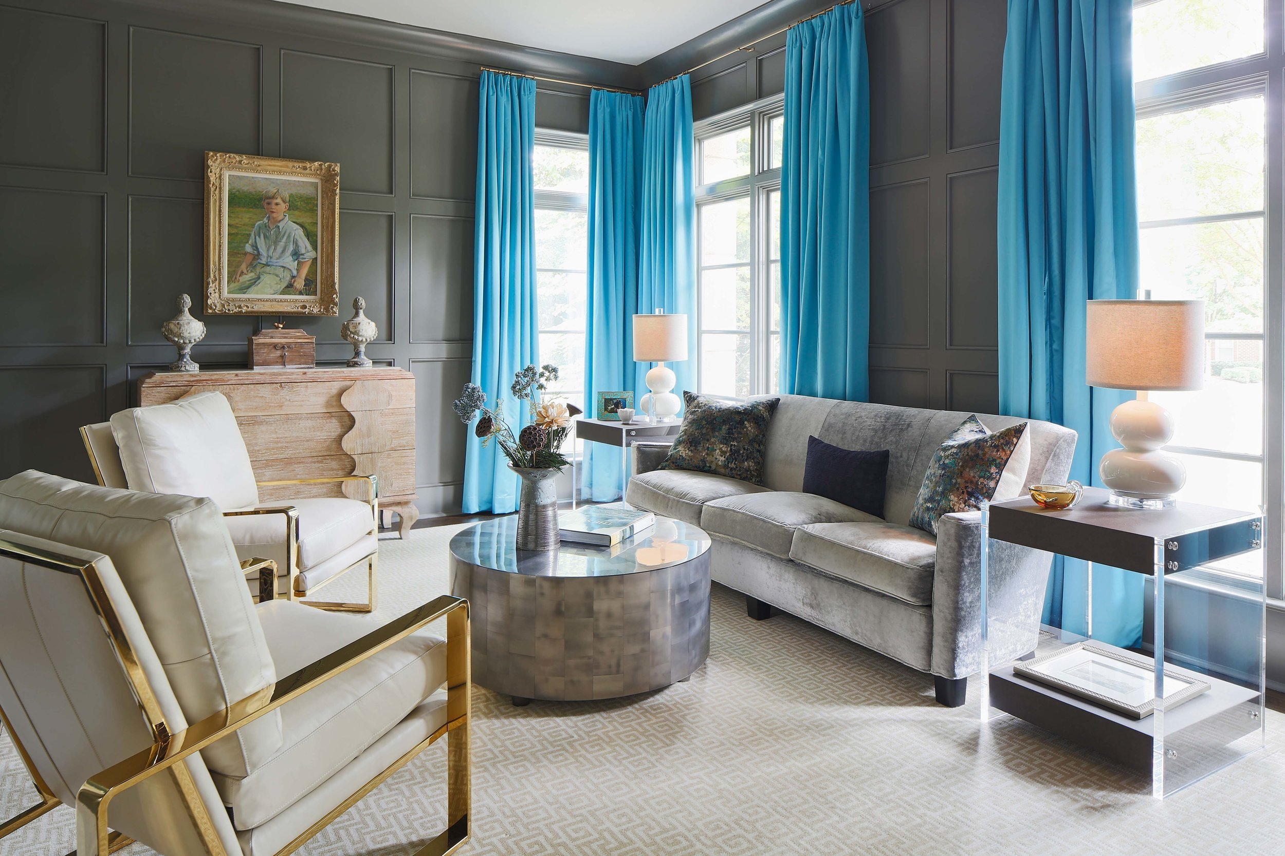 Renovation at the French Provincial