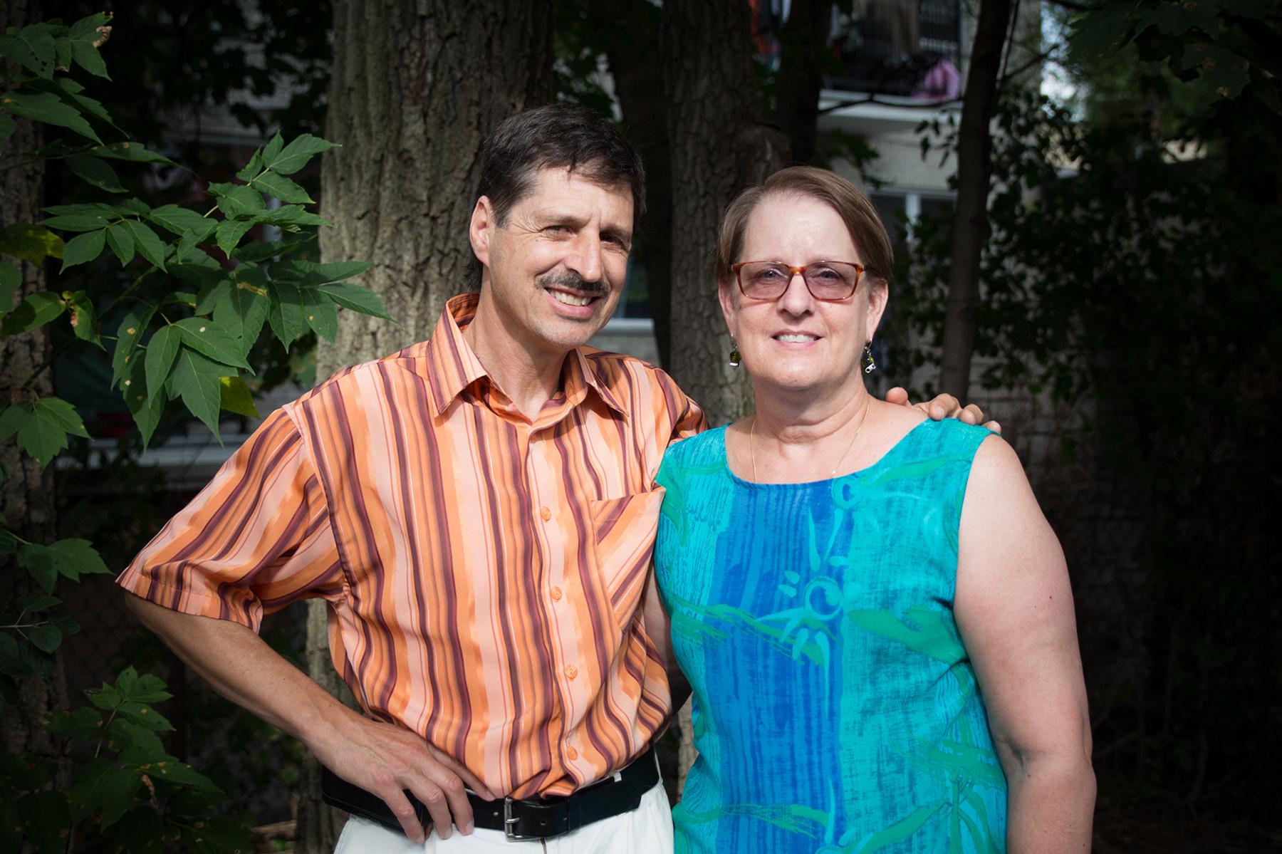 Philippe et Christiane