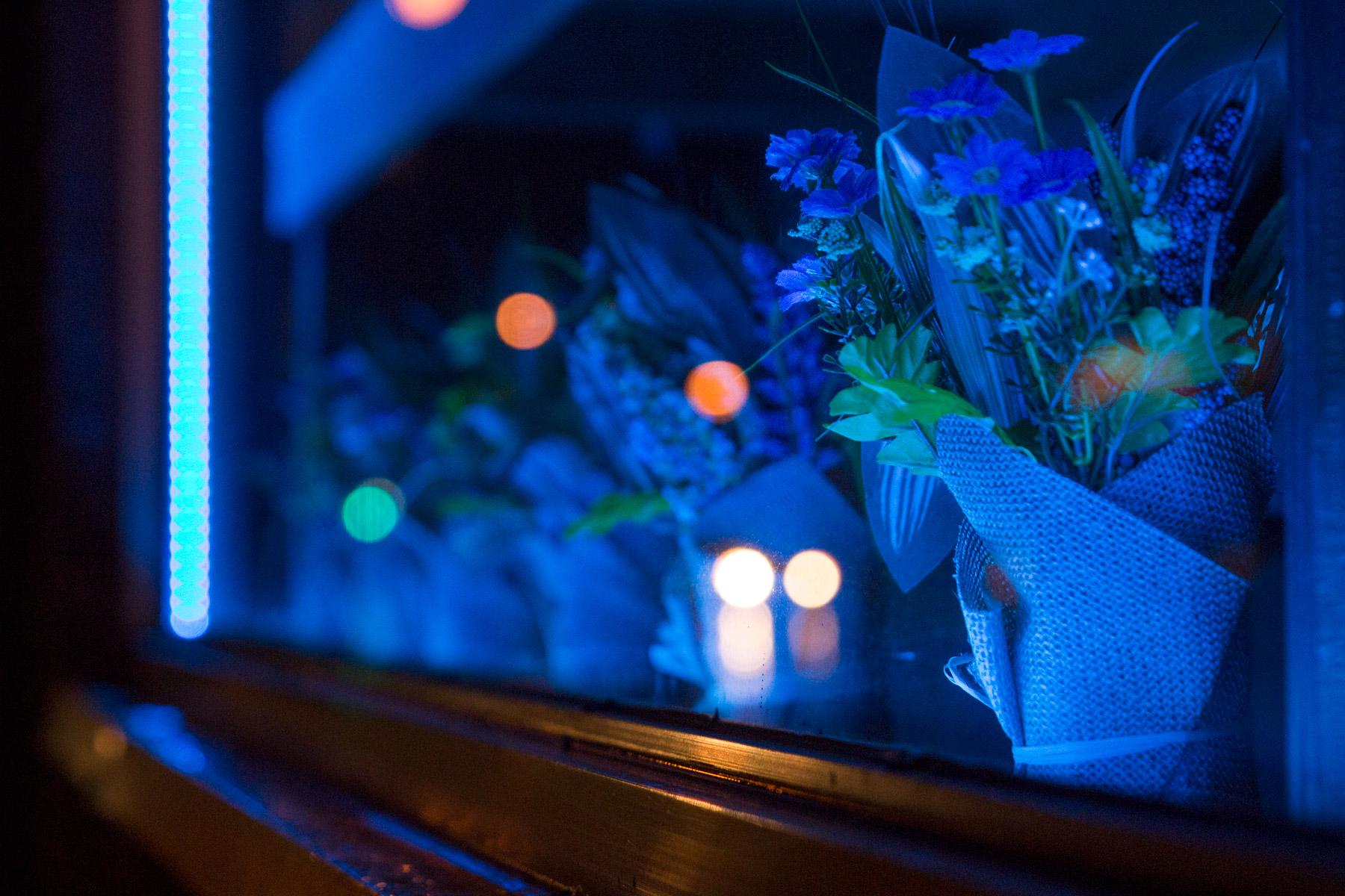Wawa! Sushi passe au bleu. Promenade Fleury.