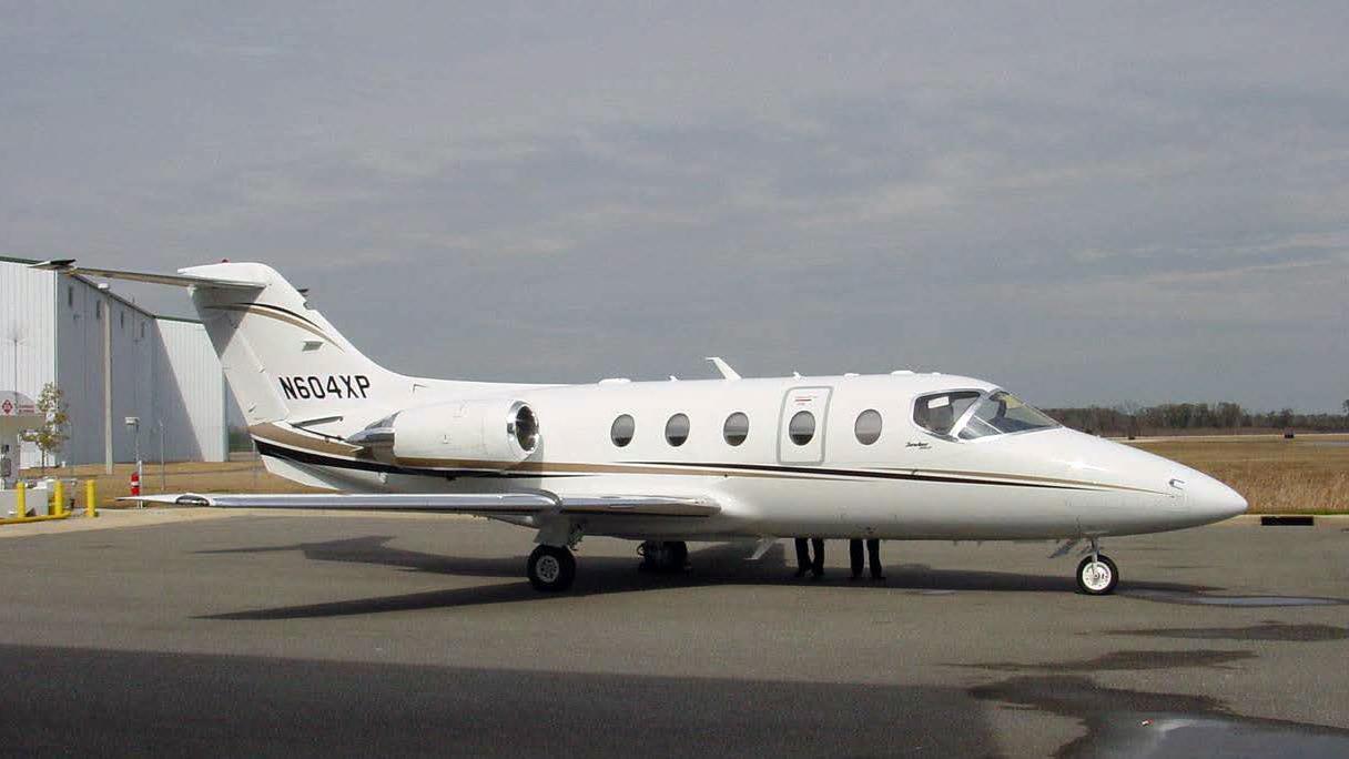 2010-11 Hawker Beechjet 400XP