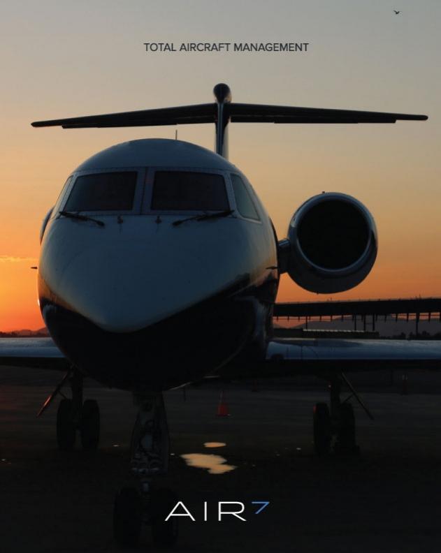 Air 7 Aircraft Management Brochure