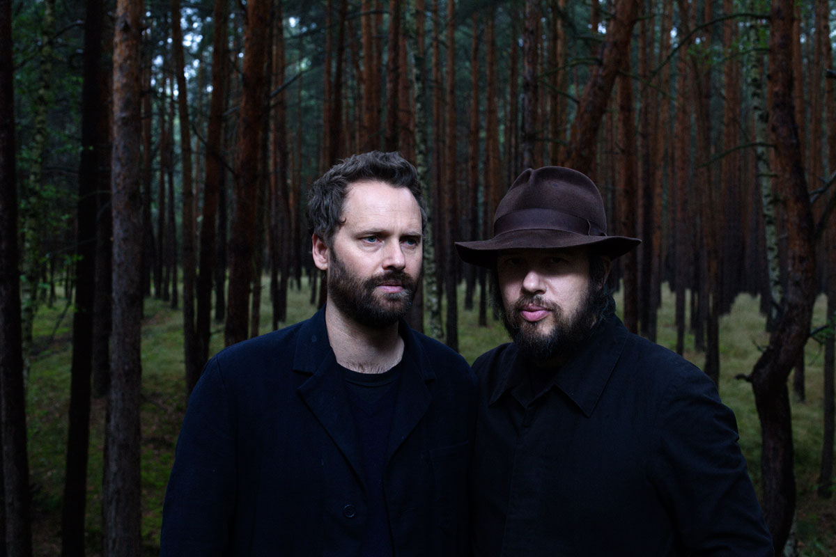 A Winged Victory for the Sullen, photo courtesy of SpectreVision (Management)