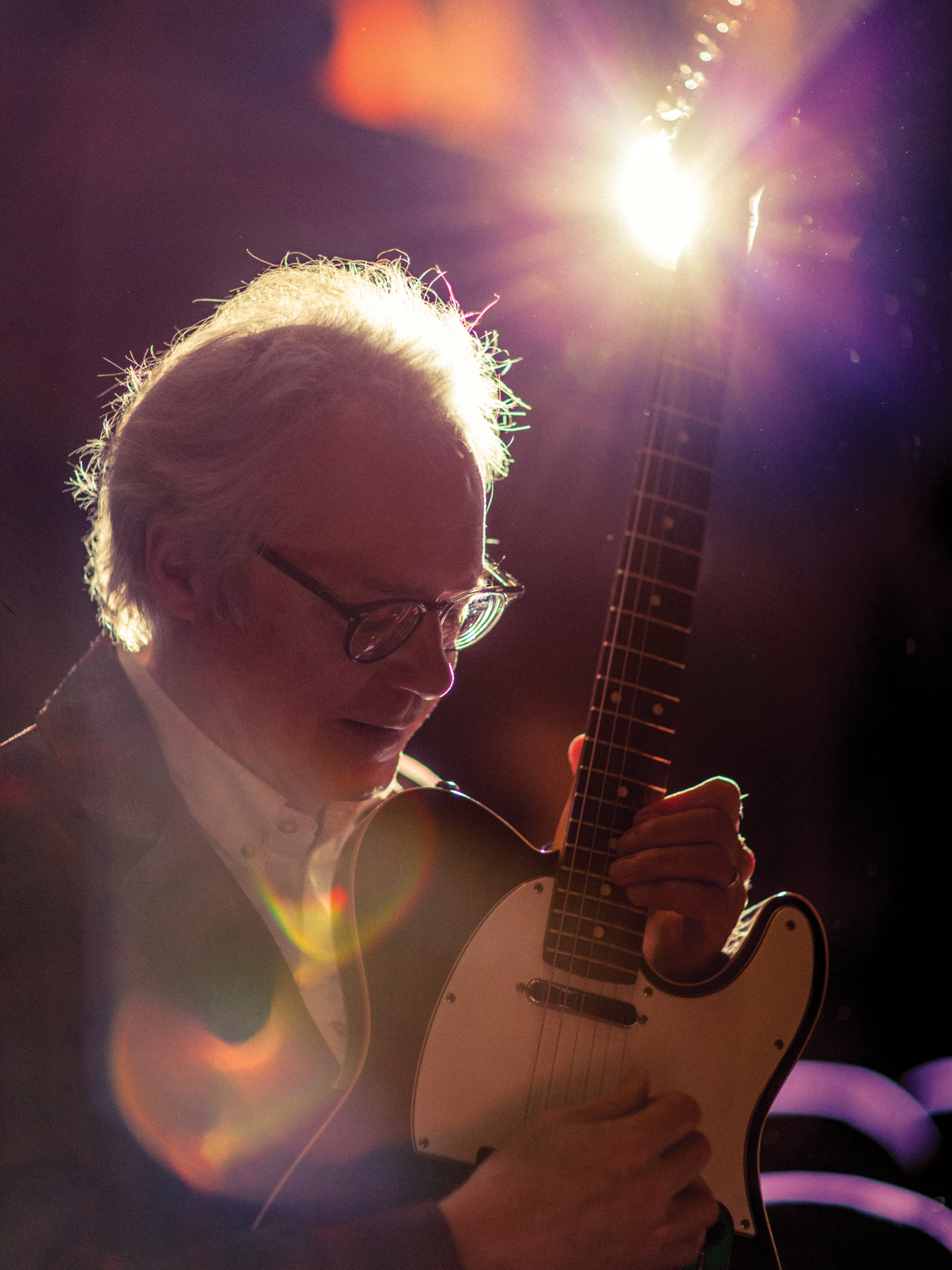 Bill Frisell, photograph by Paul Moore