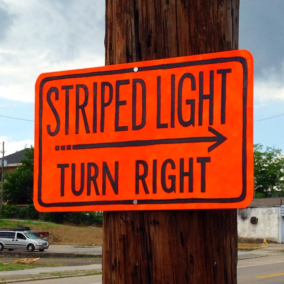 Photograph courtesy of Striped Light