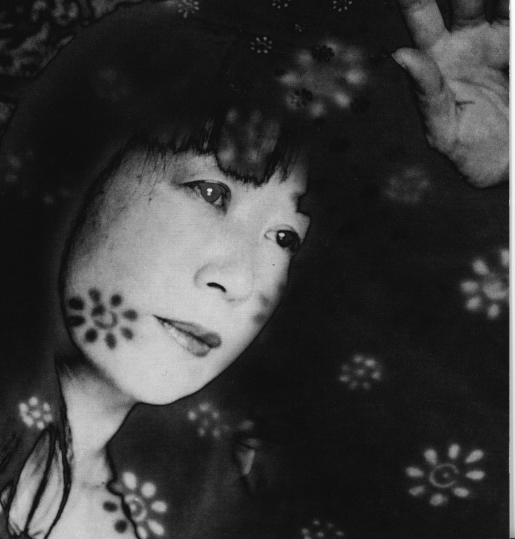 Ikue Mori, photograph by Heung Heung Chin