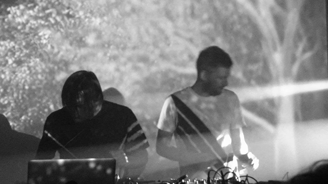 Kiasmos, photograph by Pete Eby