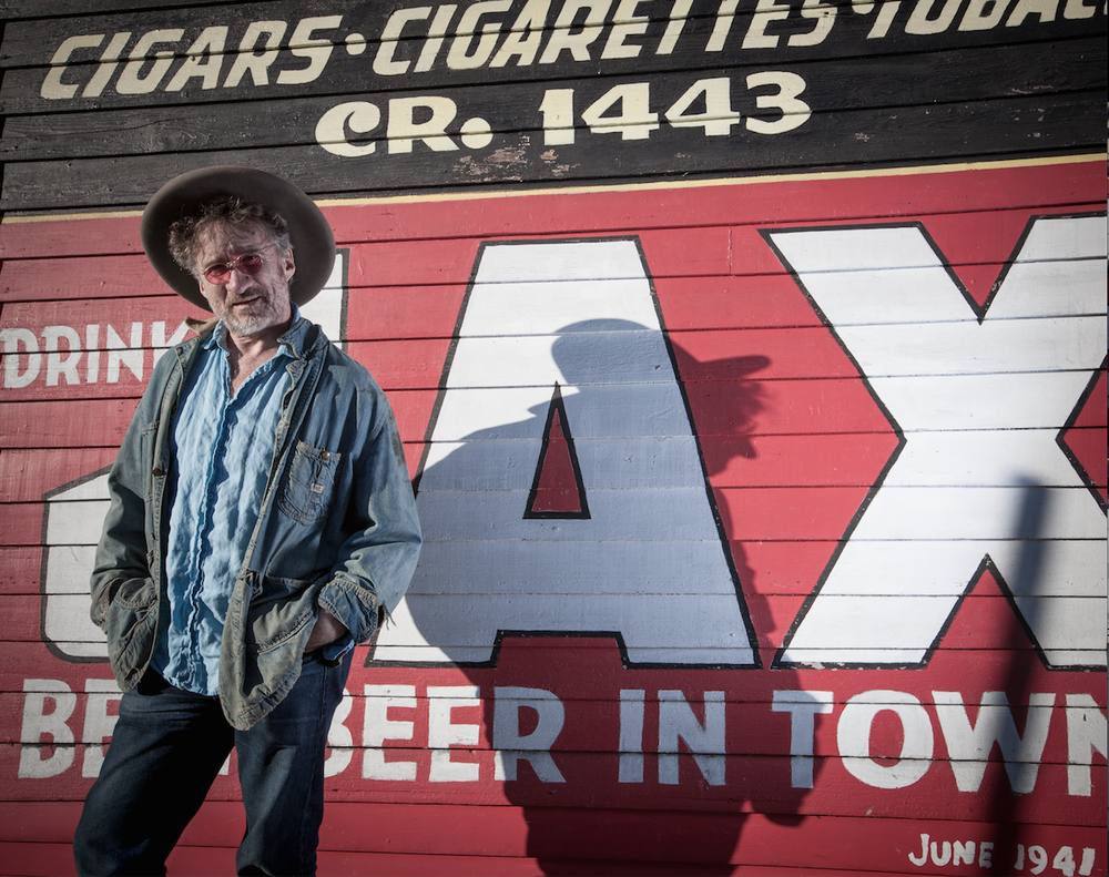 Jon Cleary, photograph courtesy of Jon Cleary management