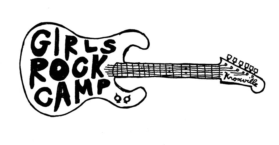 Image courtesy of Knoxville Girls Rock Camp