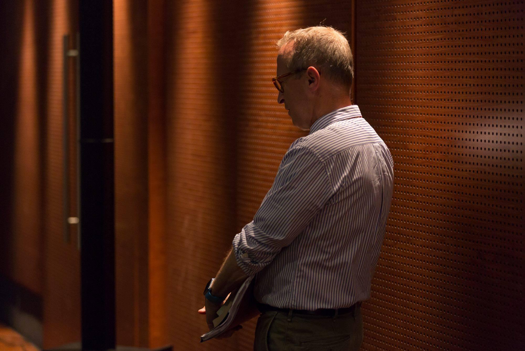 Thank you, David Sedaris.  P  hoto courtesy of David Sedaris management.