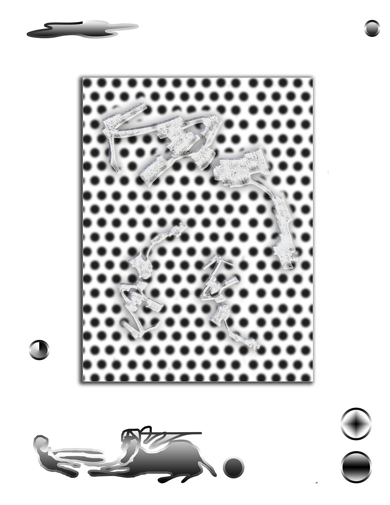 9. (UNTITLED) - DIGITAL COLLAGE