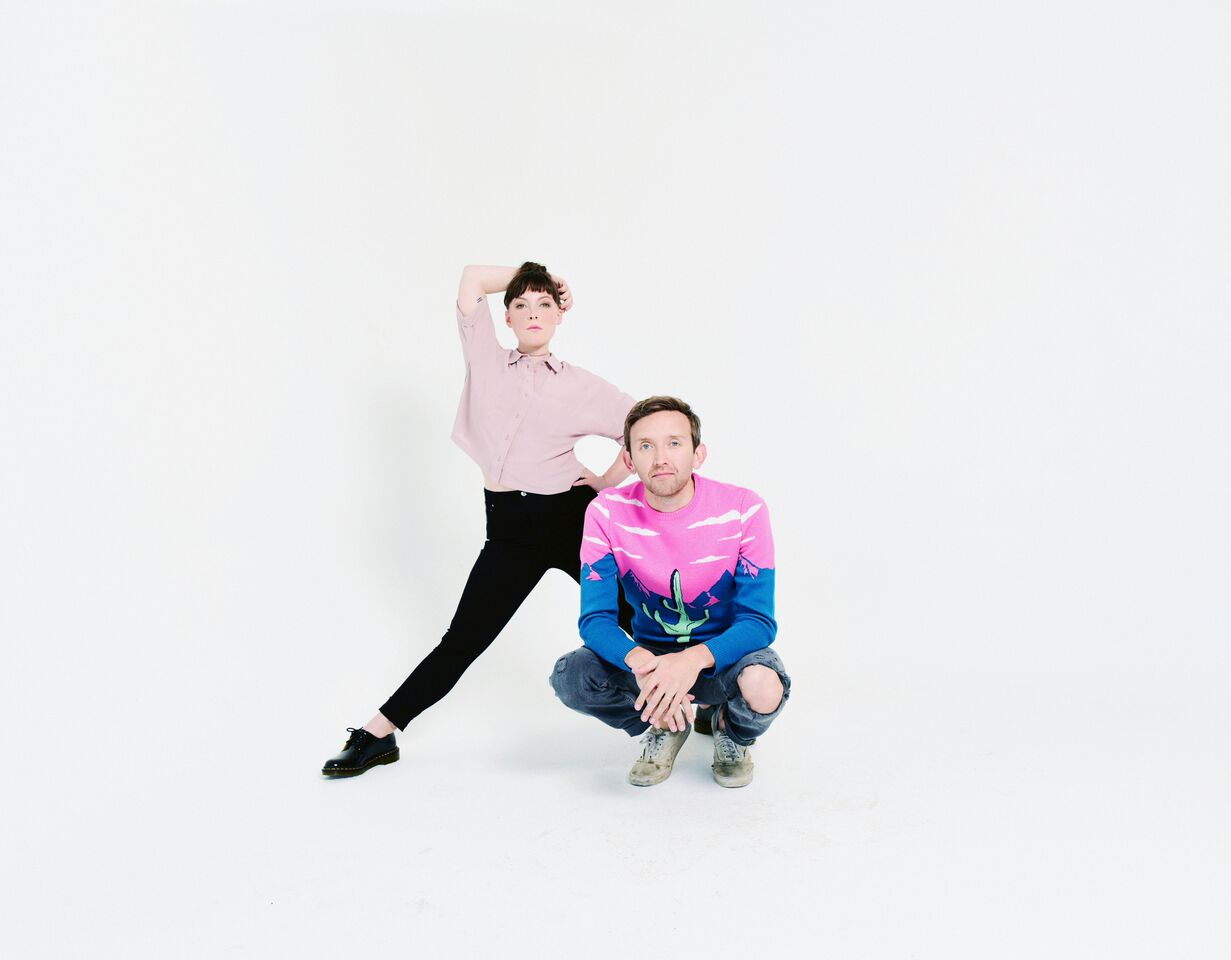 Sylvan Esso, photo courtesy of Sylvan Esso management