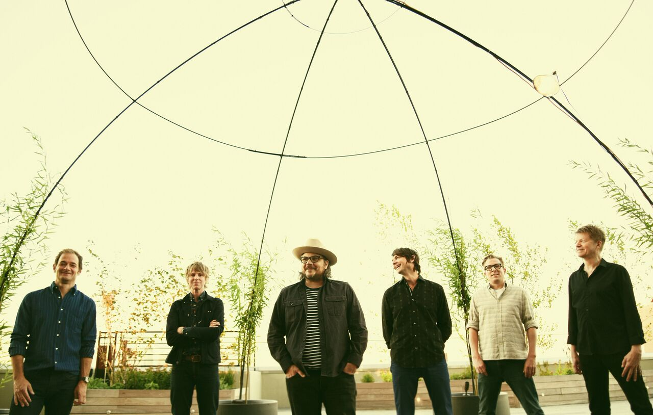 Wilco, courtesy of Wilco management