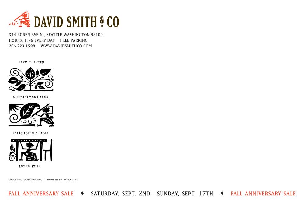 David Smith Kb Design, David Smith Furniture Seattle